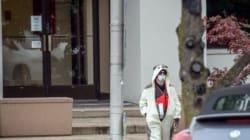 Πυροβόλησαν άνδρα ντυμένο πάντα γιατί απειλούσε να τιναχτεί στον αέρα με βόμβα από