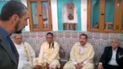 Après Nekkaz, un autre militant perturbe la visite de Chakib Khalil dans une mosquée Annaba (VIDÉO,