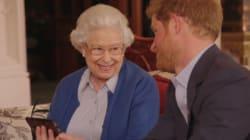 La reine d'Angleterre n'est vraiment pas impressionnée par les intimidations de Barack