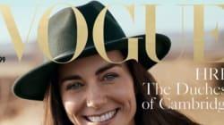 Kate Middleton prend la pose pour le centenaire du