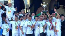 Le MCA remporte la Coupe d'Algérie