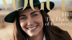 Η Κate Middleton φωτογραφήθηκε για το εξώφυλλο της Βρετανικής