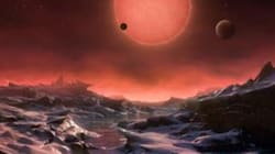 지구와 비슷하게 생긴 행성 3개가 동시에