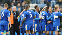 Leicester City et Riyad Mahrez champions d'Angleterre