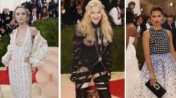 Les plus belles robes du Met gala 2016 (et les