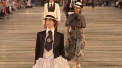 Les images du premier défilé Chanel à
