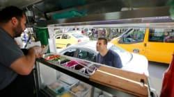 Le premier food-truck palestinien, une idée née dans une prison