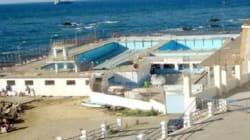 La piscine d'El Kittani à Alger rouverte en été