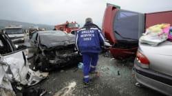40 νεκροί και 475 τραυματίες σε τροχαία ατυχήματα – Τα εφιαλτικά περιστατικά που έβαψαν με αίμα την
