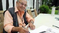 Siné, le caricaturiste anticolonialiste, l'inventeur du logo de Sonatrach est