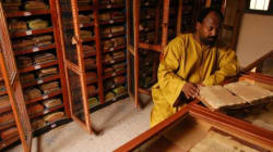 Abdel Kader Haidara, l'homme qui a sauvé les manuscrits de