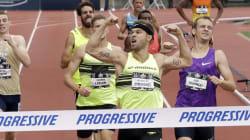 Cet athlète olympique a vendu son épaule pour 19.000