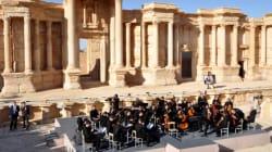 Palmyre célèbre la victoire sur daech en