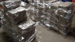 A Agadir, saisie de 15 tonnes de cannabis dissimulées dans des sacs de