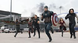 '캡틴 아메리카: 시빌 워' 열흘 만에 6백만