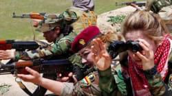 Η ειδική μονάδα των Πεσμεργκά με τις 30 γυναίκες που θέλουν να «τελειώσουν» τους βιαστές του Ισλαμικού