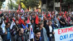 Συλλαλητήριο του ΠΑΜΕ προς τη Βουλή κατά του