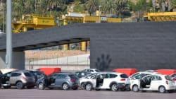 Les importations de véhicules plafonnées à un milliard de dollars en