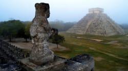 Un ado québécois découvre une cité maya