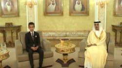 Le prince Moulay Hassan fête ses 13 ans aux Emirats arabes unis