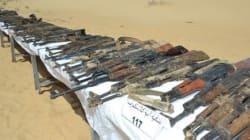 Découverte de 137 armes à El Oued