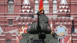 [화보] 러시아 '2차 세계대전 승전 71주년