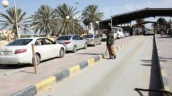 Trafic commercial paralysé à la frontière libyenne: des centaines de Tunisiens