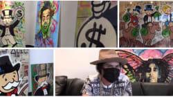 Rencontre avec Alec Monopoly, star mondiale du street-art