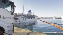 Νέο έργο προστασίας θαλάσσιου