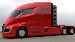 Des camions électriques hyper