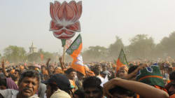 In Bengal, BJP Leaders Are Ruining Their Clean Image With Reckless Muscle