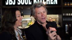 Ο Jon Bon Jovi άνοιξε ένα εστιατόριο για τον καλύτερο