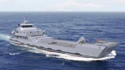 Le Maroc veut acheter un navire de guerre