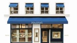 O διάσημος ελληνικός οίκος χρυσοχοΐας ZOLOTAS ανοίγει το νέο του κατάστημα στο