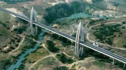 Le pont à haubans de Rabat sera opérationnel en juin