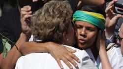 Brésil: Ecartée du pouvoir, Rousseff dénonce un