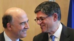 Αίσιο τέλος στην ελληνική Οδύσσεια βλέπει ο Μοσκοβισί, υπέρ της ελάφρυνσης του χρέους ο
