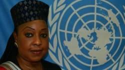La sénégalaise Fatma Samoura, nouvelle secrétaire générale de la