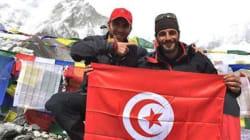 Message de l'alpiniste tunisien Taher Manai pour ceux qui l'ont encouragé dans sa conquête de l'Everest