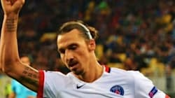 Le Parc des Princes zlatane Ibrahimovic pour sa dernière en Ligue