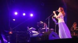 Le public du Festival de Fès en ébullition devant la diva Samira Said