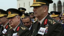 Οι Τούρκοι στρατηγοί ανακτούν τη δύναμή τους στην πολιτική σκηνή της