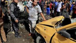 바그다드 동시다발 폭탄공격에 69명이