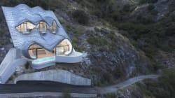 Αυτό το ονειρεμένο σπίτι θα μπορούσε να ανήκει σε ένα σύγχρονο