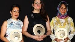 Cannes- La réalisatrice tunisienne Leyla Bouzid reçoit le prix jeune talent Women in Motion par la fondation