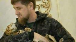 Ο ηγέτης των Τσετσένων έχασε τη γάτα του και την ψάχνει μέσω
