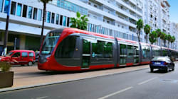 Casablanca: Le wifi gratuit dans le tramway en
