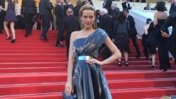 La première chute sur le tapis rouge de Cannes est attribuée
