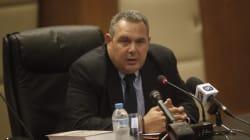 Καμμένος: Δεν υπάρχει θέμα κατάρριψης τουρκικού