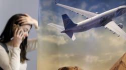 Σύγχυση με τα συντρίμμια του αεροσκάφους της